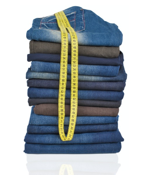 Modifizieren Sie die DNA, um Gewicht zu verlieren